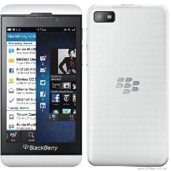 BlackBerry Z10 - 16GB, 2GB RAM, 4G White