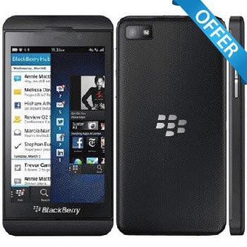 BlackBerry Z10 - 16GB, 2GB RAM, 4G all colors