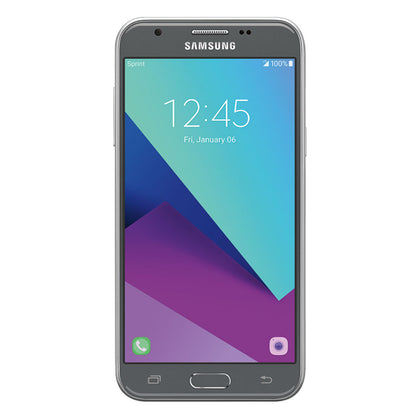 Samsung Galaxy J3 Emerge gray