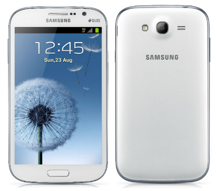 Samsung Galaxy Grand white