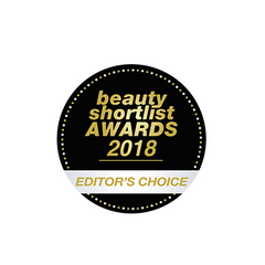 Beauty Shortlist Award- Editor's Choice
