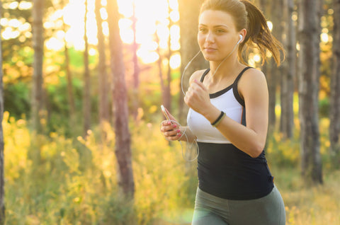 Running can cause strain on your muscles, make sure to look after them.
