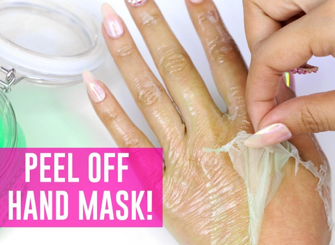 Exfoliating Hand Mask - Baby Hands Peel Off