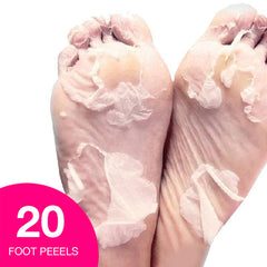 BF™️ - Exfoliating Foot Peel (20 Peels)