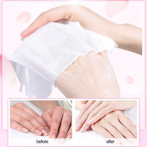 Exfoliating Hand Mask - Baby Hands (6 Peels) Buy 1 Get 2 FREE - Baby Feet - Baby Foot™