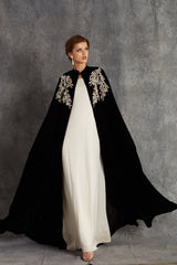 Lily of the Valley Long Cape