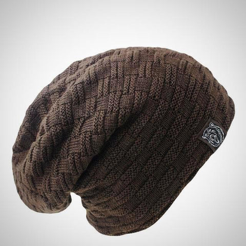 Winter Casual Skullie Hat