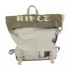 Large Vintage Canvas Women Backpack Preppy Style