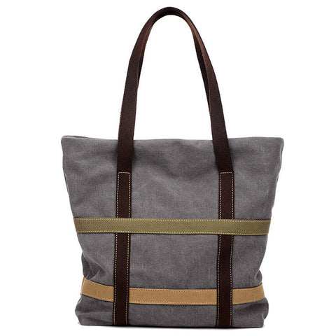 Canvas Woman Hand Bag