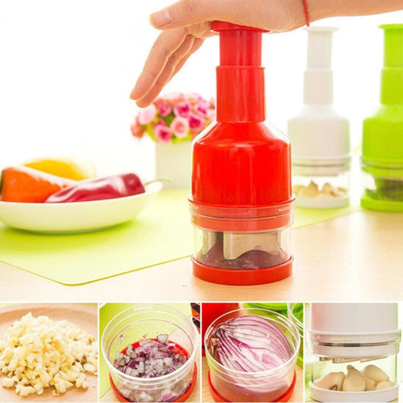 Kitchen Multi-function Vegetable Onion Garlic Chopper