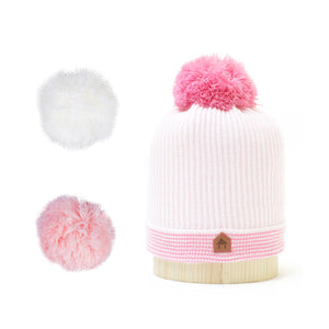 Beanie à Bobbles adulte Men Women kidss français