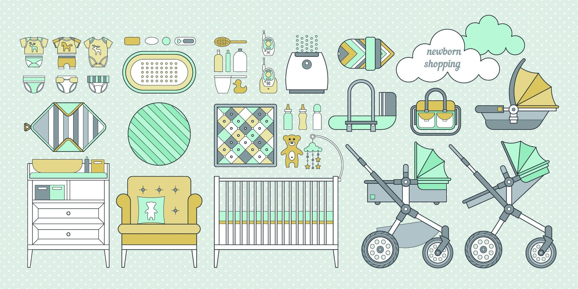 How to choose the perfect diaper bag?