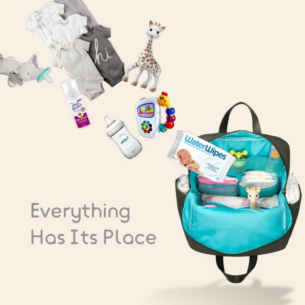 2nd Generation Kute 'n' Koo Diaper Bag