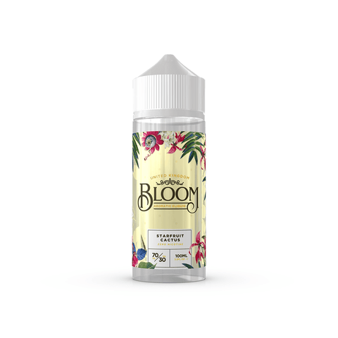 Bloom 120ml Shortfill - Starfruit Cactus E-Liquid
