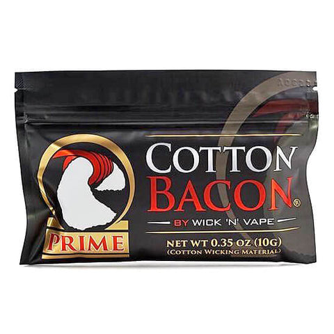 Cotton Bacon Prime Vape Accessories