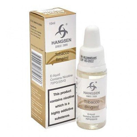 Tobacco E-Liquid By Hangsen