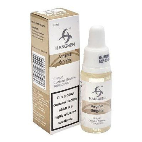 Virginia E-Liquid By Hangsen