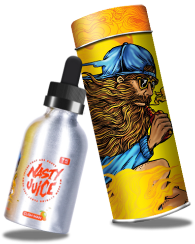 Nasty Juice 60ml Shortfill - Cush Man Vape E-LIquid