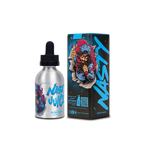 Nasty Juice 50ml Shortfill - SLow Blow Vape Liquid