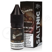 Ruthless Nic. Salt - Coffee Tobacco