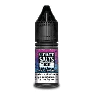 Ultimate Salts On Ice - Grape and Strawberry