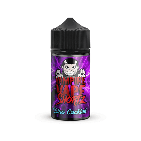 Vampire Vape Shortz - Blue Cocktail Vape E-Liquid | Master Vaper