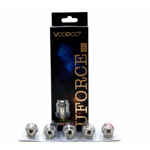 VooPoo UFORCE N1 Replacement Coils 5 Pack