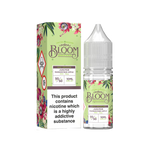 Bloom Nicotine Salt - Juniper Mangosteen Apple 10ml Bottle