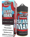 One Hit Wonder 120ml Shortfill Island Man Vape E-Liquid