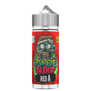 Buy Zombie Blood 60ml - Red A Vape E-Liquid Online | Master Vaper