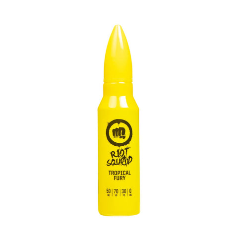 Riot Squad 60ml Shortfill Tropical Fury Vape E-Liquid