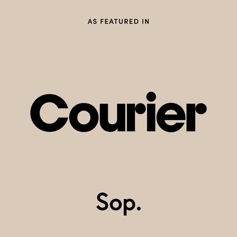 Courier Magazine – The Design Issue.