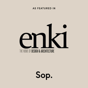 Q&A with Fiona Burrage for Enki Magazine.