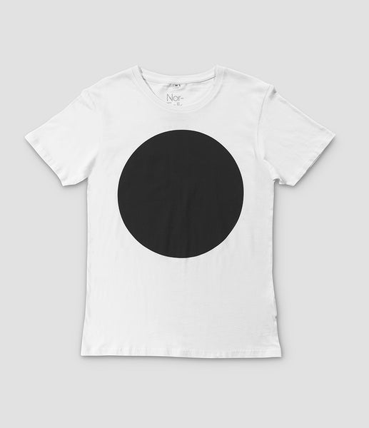 Nor-Folk Adult Dot Tee – White - Nor–Folk