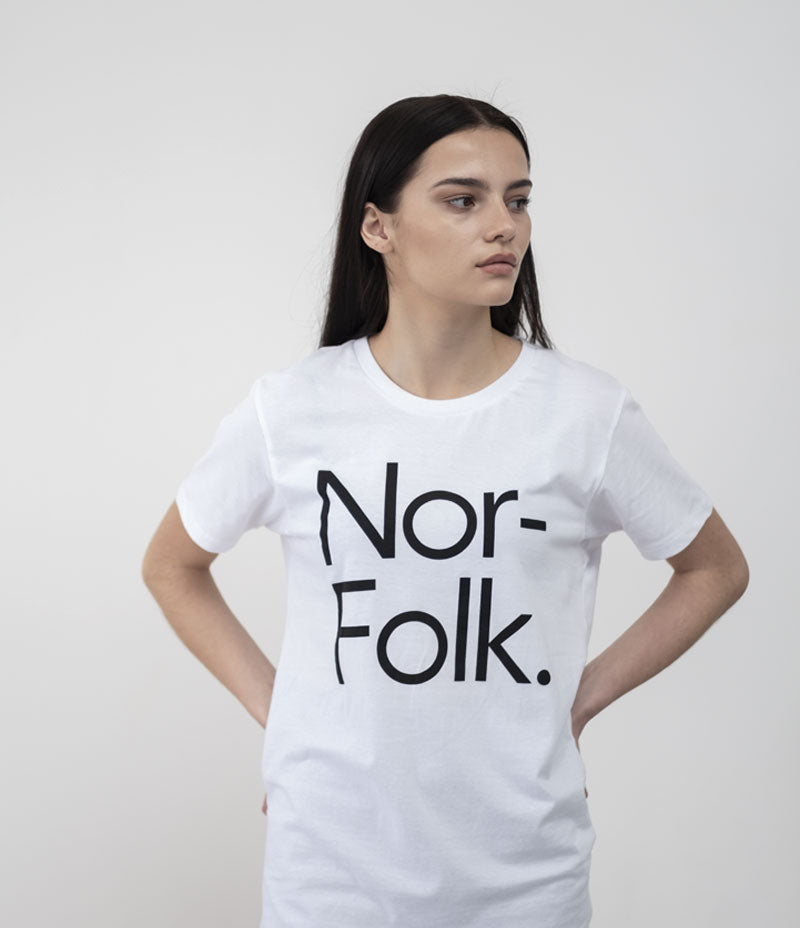 Nor–Folk Basics Adult Tee