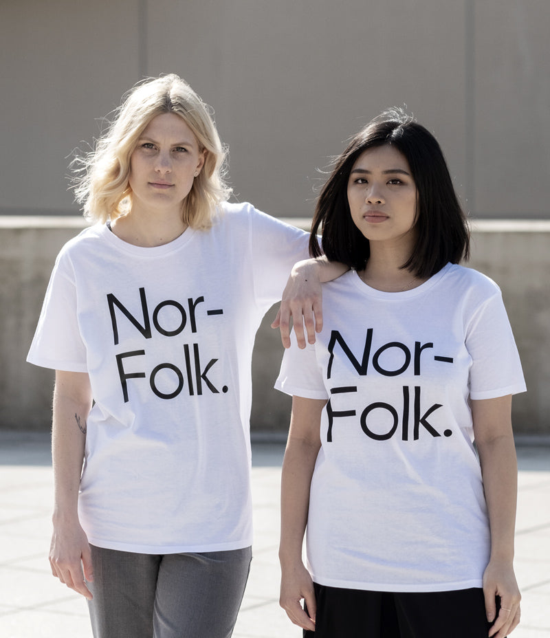 Nor–Folk Basics Adult Tee (XS only) - Nor–Folk