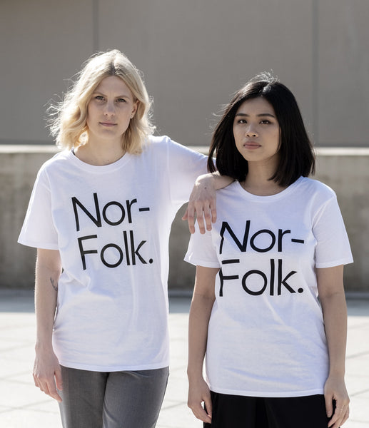 Nor–Folk Basics Adult Tee (XS & L only) - Nor–Folk
