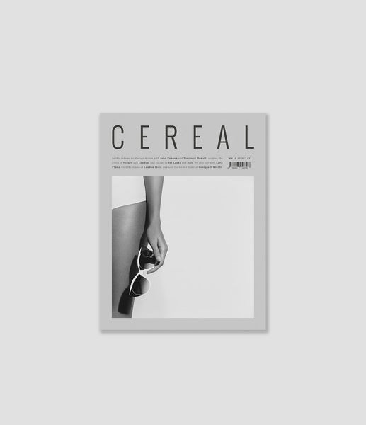 Cereal Magazine, Vol 13 - Nor–Folk