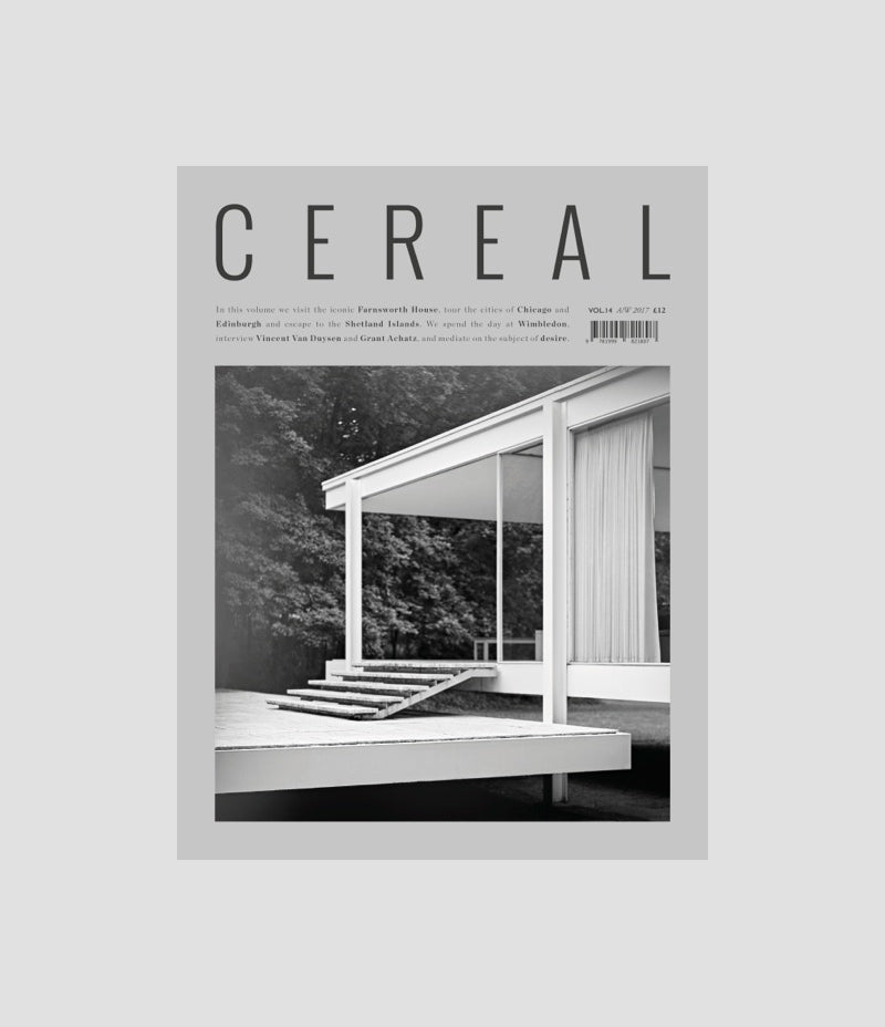 Cereal Magazine, Vol 14 (NEW)