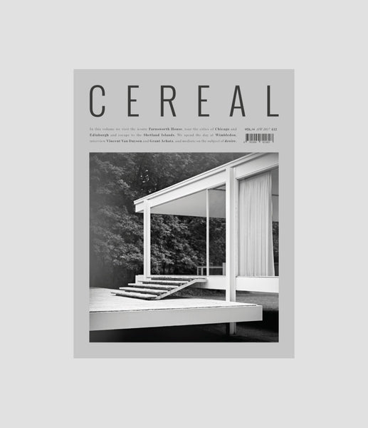 Cereal Magazine, Vol 14 - Nor–Folk