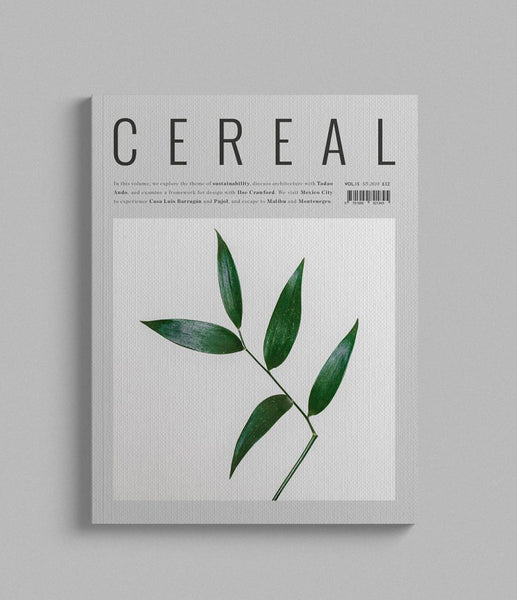 Cereal Magazine, Vol 15 (New)
