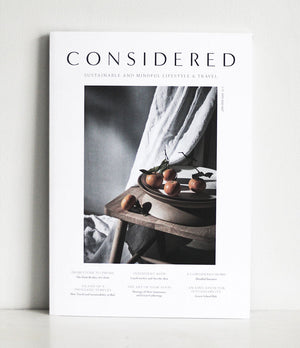 Considered Magazine – Volume 2. - Nor–Folk