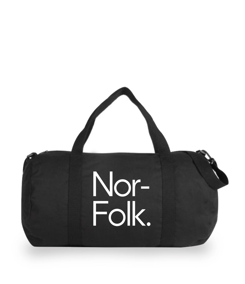 Nor–Folk Canvas Duffel Bag