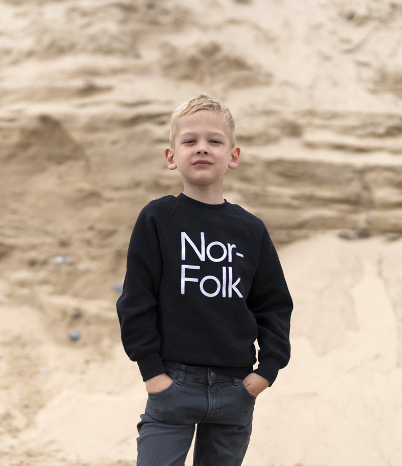 Nor–Folk Basics – Kids Sweat