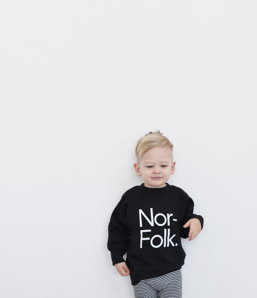 Nor–Folk Basics – Kids Sweat - Nor–Folk