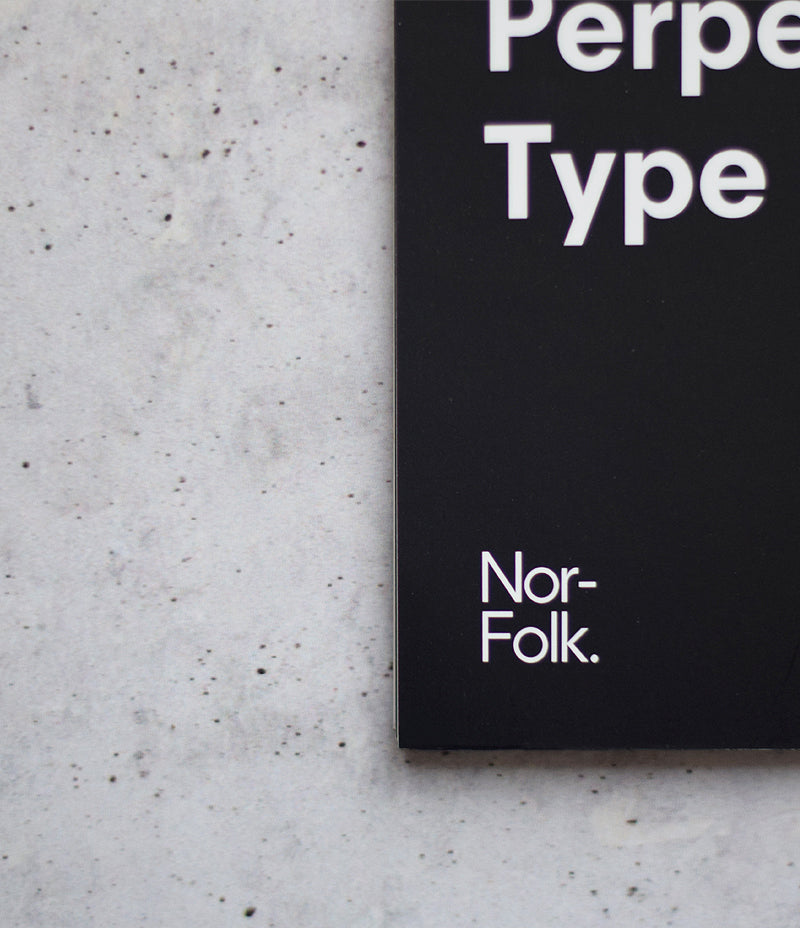 Perpetual Type Calendar - Nor–Folk