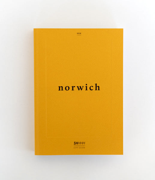 Norwich Shhhh City Guide 2018 - Nor–Folk