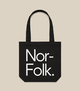 Nor–Folk Basics Tote Bag - Nor–Folk