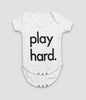 Play Hard Bodysuit – White - Nor–Folk