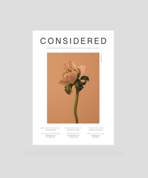 Considered Magazine – Volume 1.